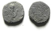 Ancient Coins - JUDAEAN LEAD TESSERA
