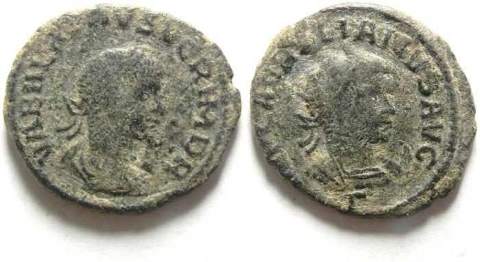 Ancient Coins - VABALATHUS & AURELIAN ANTONINIANUS