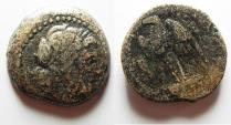 Ancient Coins - PTOLEMAIC KINGDOM. PTOLEMY II AE 23