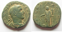 Ancient Coins - PHILIP I THE ARAB AE SESTERTIUS. ROME MINT