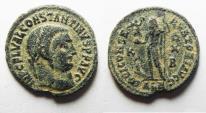 Ancient Coins - CONSTANTINE I AE FOLLIS. ALEXANDRIA MINT