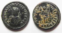 Ancient Coins - CHOICE NEARLY MINT STATE  LICINIUS II AE 3