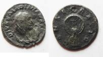 Ancient Coins - DIVA MARINIANA SILVER ANTONINIANUS