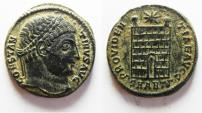Ancient Coins - CONSTANTINE I AE 3. NICE QUALITY