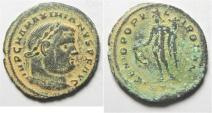Ancient Coins - MAXIMIANUS AE FOLLIS.
