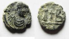Ancient Coins - JUSTIN I AE PENTANUMMIUM. ALEXANDRIA