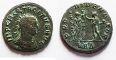 Ancient Coins - NICE TACITUS AE ANTONINIANUS