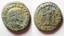 Ancient Coins - MAXIMIAN AE FOLLIS