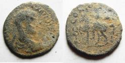 Ancient Coins - JUDAEA. Phoenicia, Ake-Ptolemais. Severus Alexander AE 22