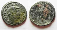 Ancient Coins - DIOCLETIANUS AE FOLLIS