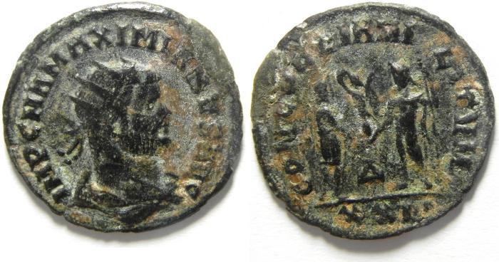 Ancient Coins - MAXIMIAN AE ANTONINIANUS