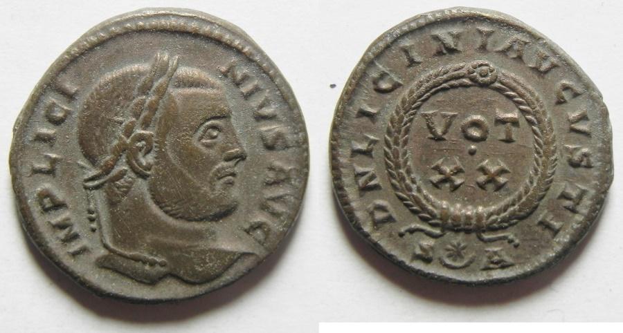 Ancient Coins - BEAUTIFUL LICINIUS I AE 3