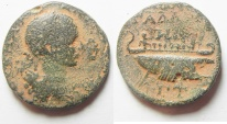 Ancient Coins - Decapolis. Gadara. Gordian III. 238-244 AD. (AE 24mm ,11.32 gm) (240/1 AD).