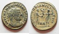 Ancient Coins - AS FOUND: MAXIMIANUS AE ANTONINIANUS