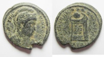 Ancient Coins - CONSTANTINE I THE GREAT AE 3 , TRIER MINT