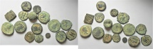 LOT OF 16 ANCIENT COINS
