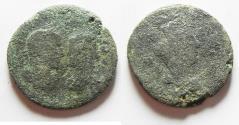 Ancient Coins - Philip I, Syria, Seleucia and Pieria, Antioch Æ 30