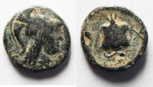 Ancient Coins - Pamphylia, Side AE 16.  2nd-1st Century BC