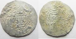 Ancient Coins -  RASULIDS OF YEMEN: SILVER DIRHAM . 1321 - 1363 A.D