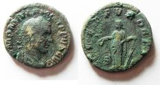 Ancient Coins - AS FOUND. VALERIAN I AE SESTERTIUS