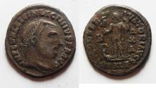 Ancient Coins - LICINIUS I AE FOLLIS. ALEXANDRIA MINT