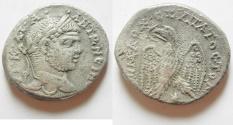 Ancient Coins - ANTIOCH, CARACALLA BILLON TETRADRACHM