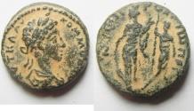 Ancient Coins - Decapolis. Gerasa under Commodus (AD 177-192). AE 21mm, 8.64g