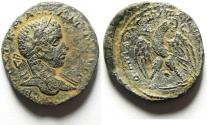 Ancient Coins - SYRIA - ANTIOCH , CARACALLA BILLON TETRADRACHM