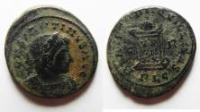 Ancient Coins - ATTRACTIVE CONSTANTINE I AE 3