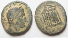Ancient Coins - Phoenicia, Tyre. Pseudo-autonomous issue. Late 2nd century A.D. Æ. A.D. 195/6