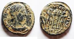 Ancient Coins - CONSTANTINE I AE 3. ORIGINAL DESERT PATINA