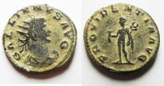 Ancient Coins - AS FOUND. GALLIENUS AE ANTONINIANUS
