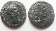 Ancient Coins - SILVER DENARIUS. NERVA