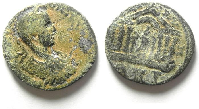 Ancient Coins - PHOENCIA , TYRE , ELAGABALUS AE 26