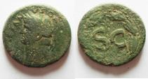 Ancient Coins - ANTIOCH. NERO AE 27
