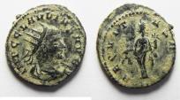 Ancient Coins - CLAUDIUS II GOTHICUS AE ANTONINAIANUS AS FOUND