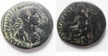 Ancient Coins - Arabia. Petra. Hadrian AE 25.  117-138 AD