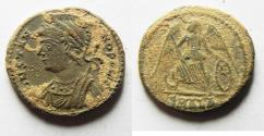 Ancient Coins - CONSTANTINE I AE 3 . COMMEMORATIVE ISSUE