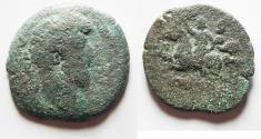 Ancient Coins - EGYPT, Alexandria. Lucius Verus. 117-138 AD. Æ Drachm