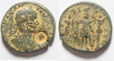 Ancient Coins - PHOENICIA , TYRE , ELAGABLUS AE 29