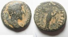 Ancient Coins - Syria. Antioch ad Hippum, Lucius Verus. AD 161-169, AE21