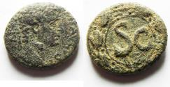 Ancient Coins - Seleucis and Pieria. Antioch. NERO AE 27