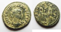 Ancient Coins - AS FOUND NUMERIAN AE ANTONINIANUS
