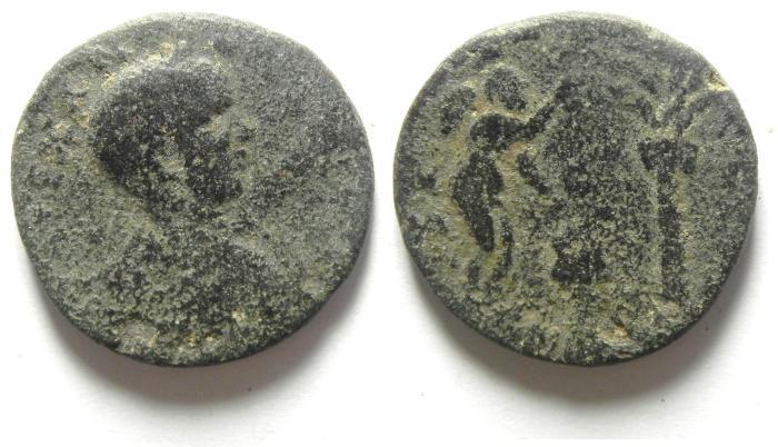Ancient Coins - PHOENCIA , TYRE , ELAGABALUS AE 25
