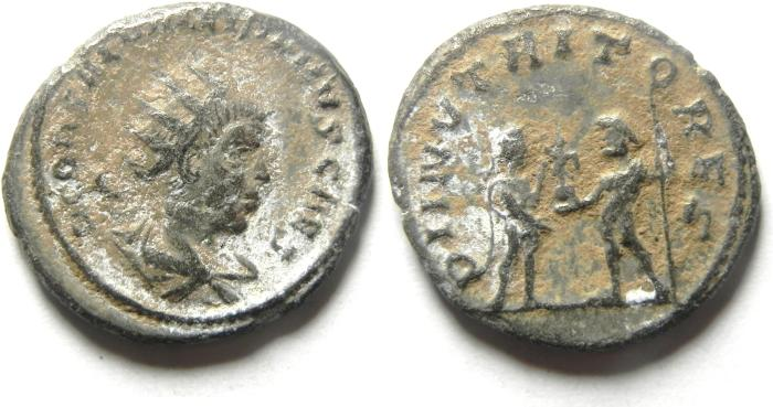 Ancient Coins - GALLIENUS  Billon , Antoninianus