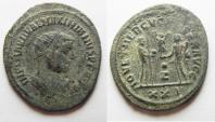 Ancient Coins - MAXIMIANUS AE ANTONINIANUS - LARGE FLAN