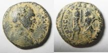 Ancient Coins - Arabia. Bostra under Trajan Decius (AD 249-251). AE 26mm, 14.33g.