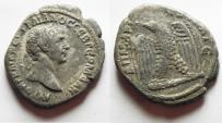 Ancient Coins - CHOICE AS FOUND: PHOENICIA, Tyre. Trajan. AD 98-117. AR Tetradrachm. Lovely