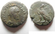 Ancient Coins - Trajan Decius Potin Tetradrachm of Alexandria, Egypt
