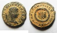 Ancient Coins - CONSTANTINE II AE 3 . ROME